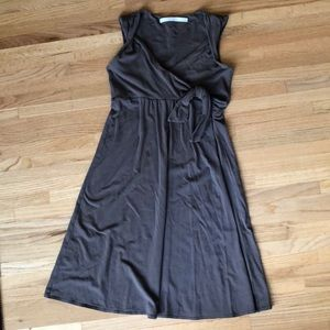 Athleta Fit And Flare Dress